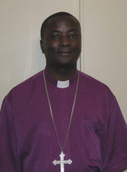 Bishop Peter chunge conducts crusade