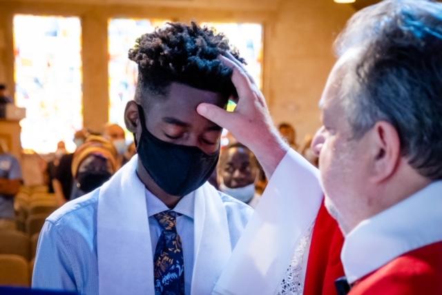 Confirmations at Intercessor